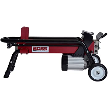 Boss 7 Ton electric log splitter