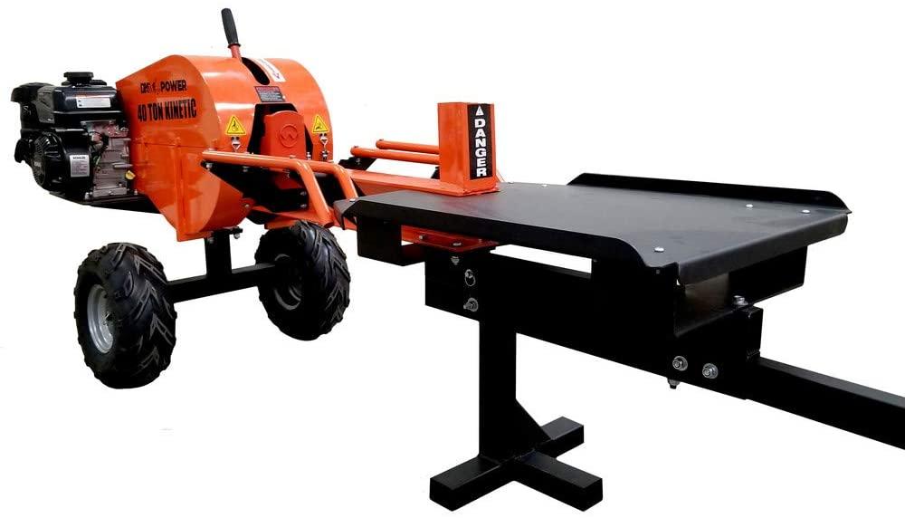 DK2 Kinetic Log Splitter