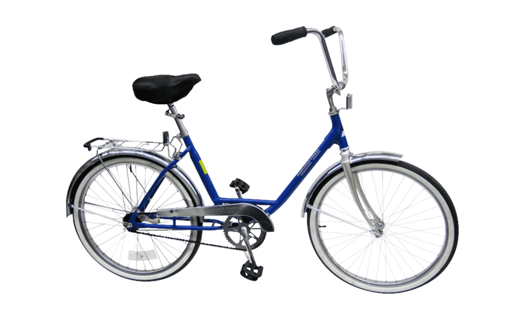 Supersized Comfort Bike