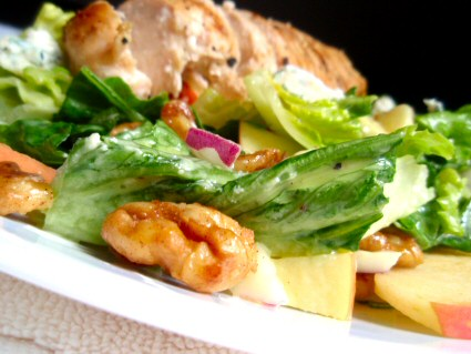 Apple Harvest Chicken Salad (like Red Robin)