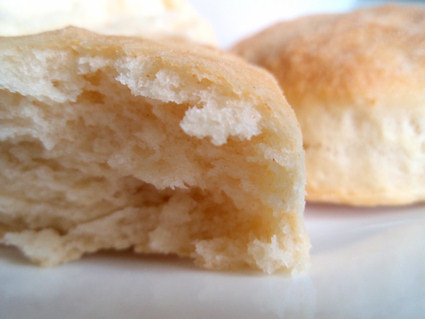 The Best Buttermilk Biscuits