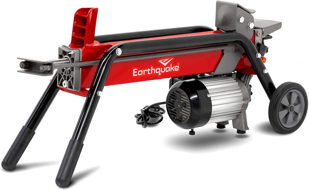 Earthquake 5 Ton Electric Log Splitter