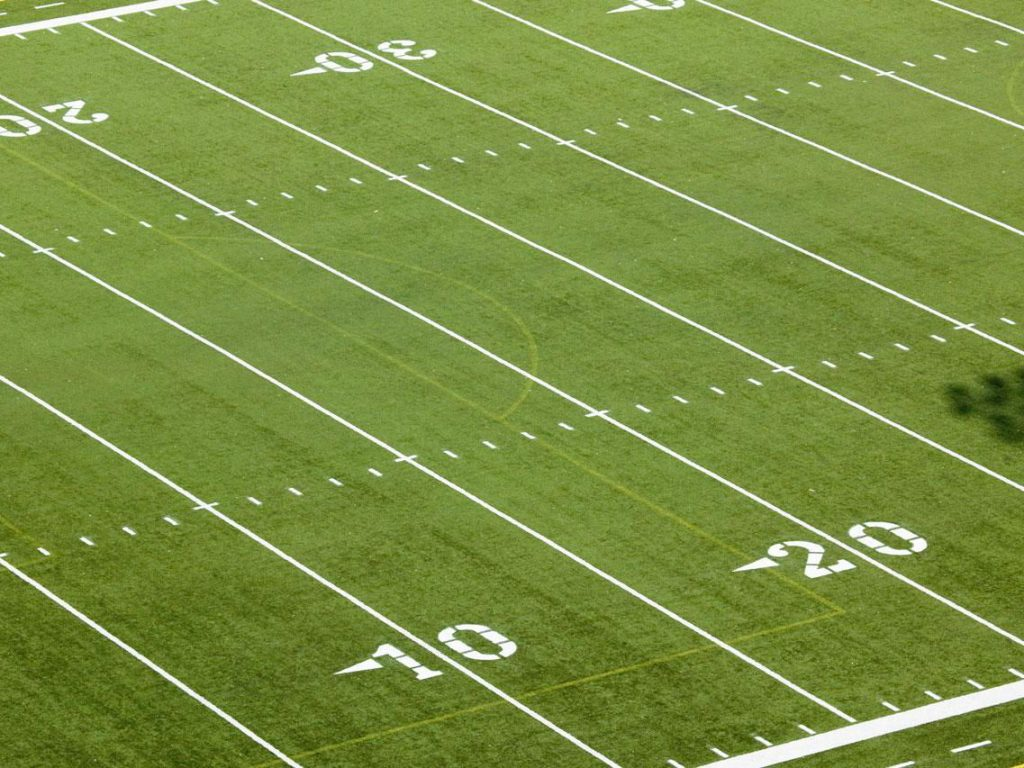 How long is a football field?