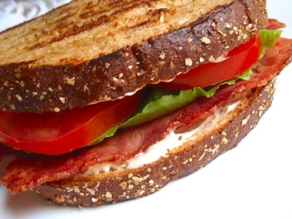 Grilled Turkey BLT