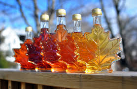 maple syrup containers