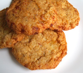 Matzo Meal and Cottage Cheese Latkes