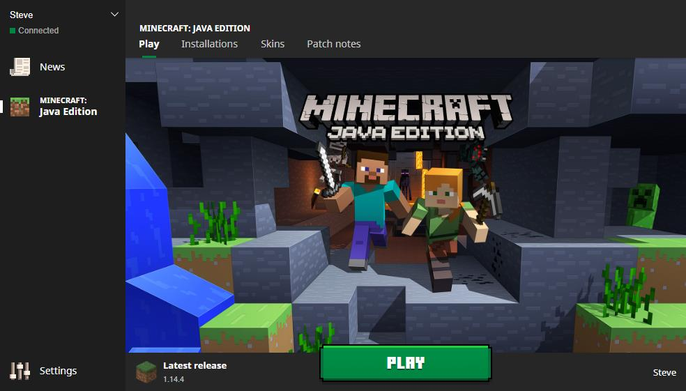 Minecraft launcher memory settings
