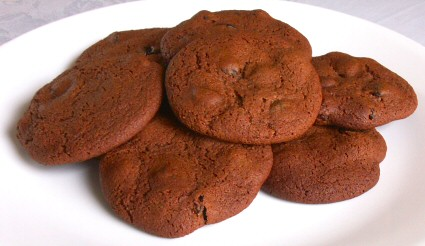Molasses Spice Cookies with Raisins