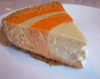 Orange Vanilla Dream Cheesecake