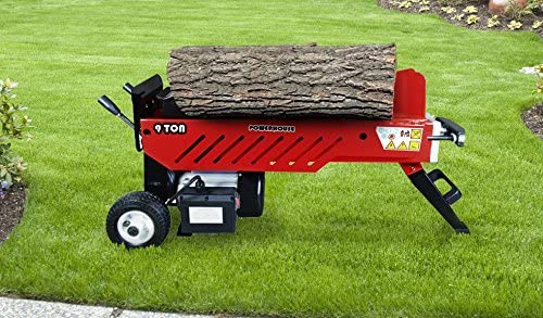 Powerhouse 9 Ton Electric Log Splitter