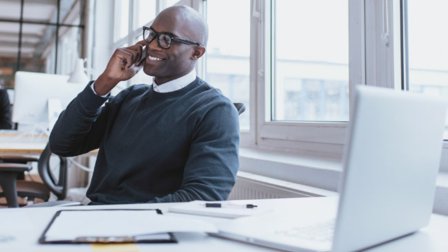 second telephone interview tips.