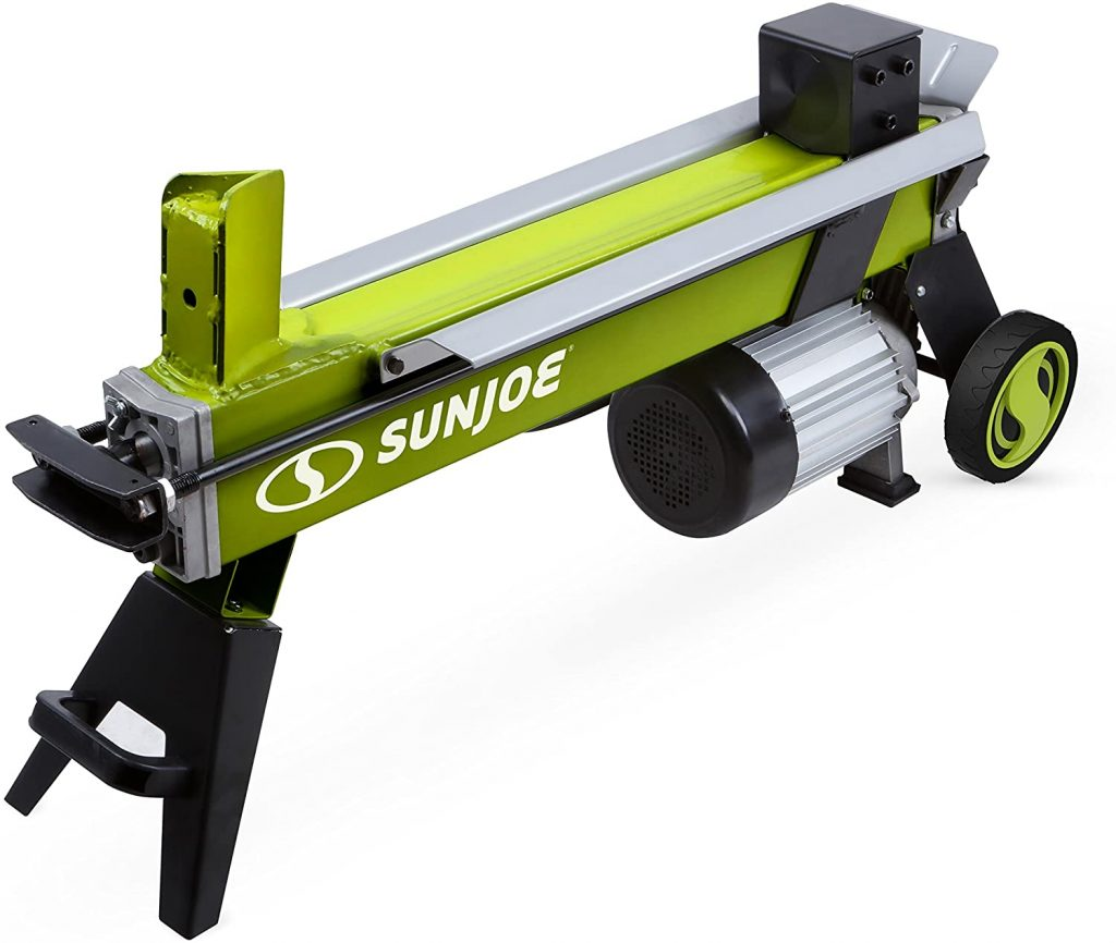 Sun Joe 5 Ton Electric Log Splitter