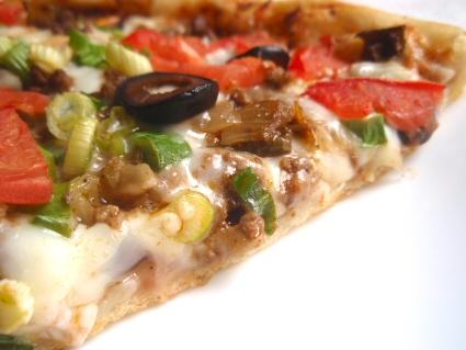 Taco Grande Pizza (Copycat Papa Murphy's)