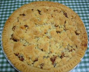 Walnut Apple Pie