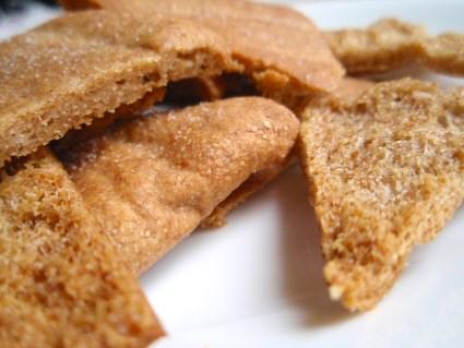 Whole Wheat Pita Chips